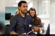 ब्रिटेन में सबसे कम उम्र का डॉक्टर बना भारतीय मूल का अर्पण दोषी