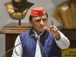 भाजपा ने झूठ नफरत से सत्ता हासिल की : अखिलेश