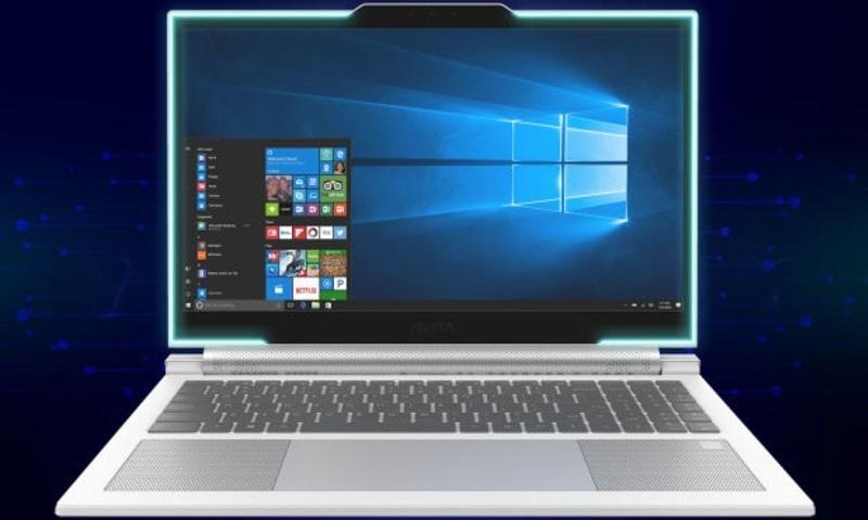 3 वेबकैम के साथ दुनिया का पहला लैपटॉप